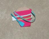 Sand Bucket & Shovel hair clip