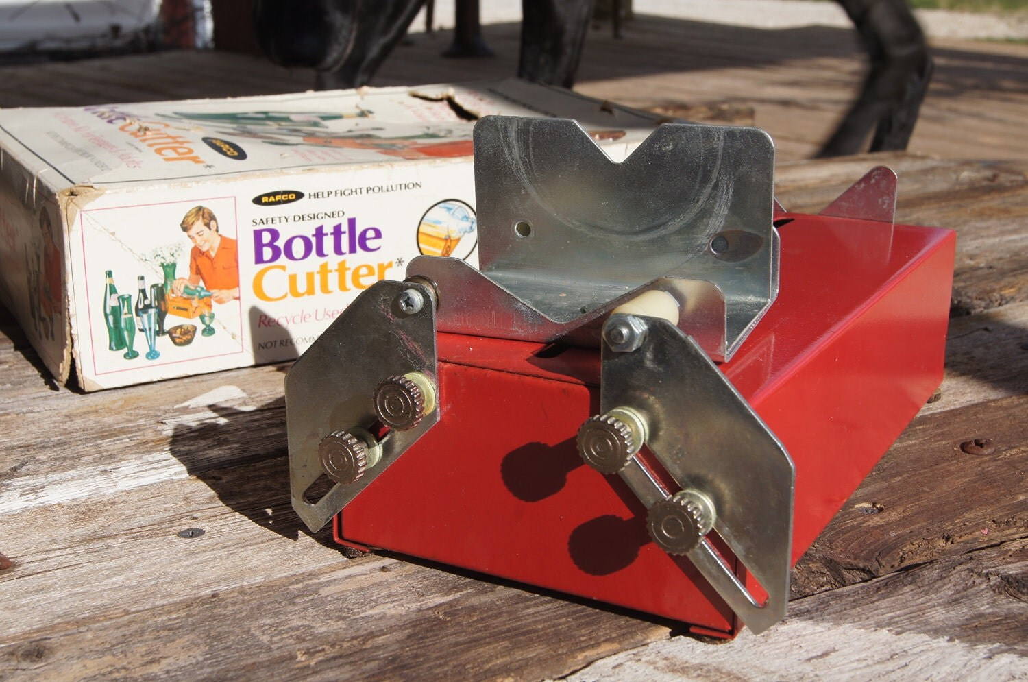 how to make your own homemade bottle cutter