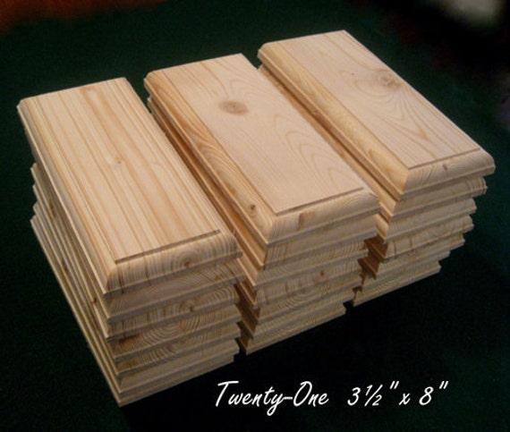 Wooden Plain Wood Plaque Pdf Plans