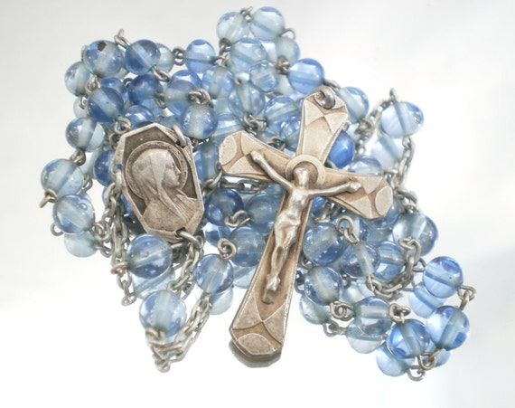 French Vintage Rosary (H)