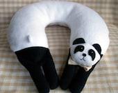 Professor Panda Travel Neck Pillow