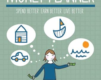 Money Planner (printable)