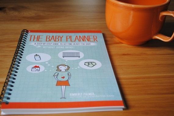 The Baby Planner (spiral-bound)