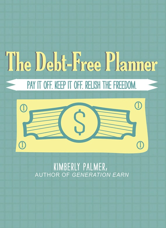The Debt-Free Planner (printable)