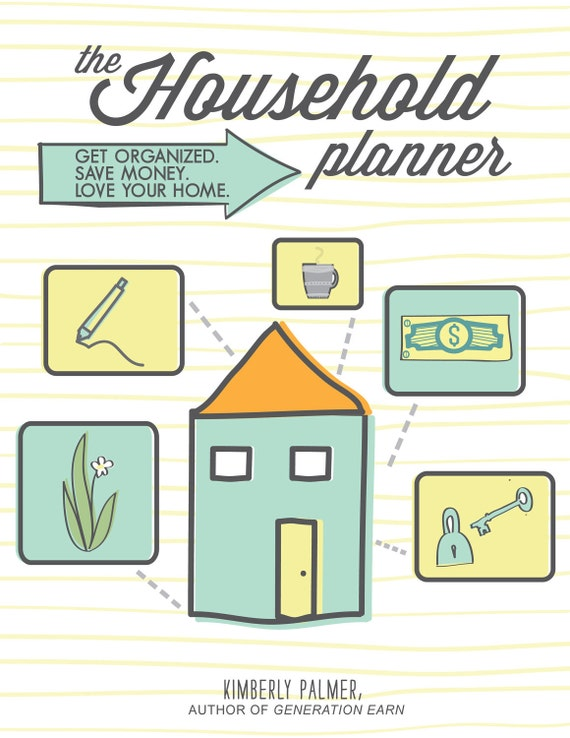 The Household Planner (printable)
