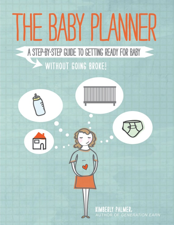 The New Parent's Complete Money Planner Kit (printable)