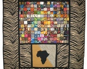 Threads of The African Diaspora Wallhanging