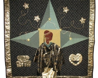 Star Thy Name Is Woman - Wall Hanging