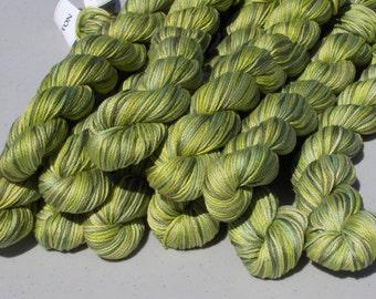 Top Seed Cotton Print Yarn - Spring (9 skeins)