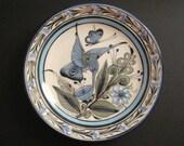 Ken Edwards Hummingbird Plate