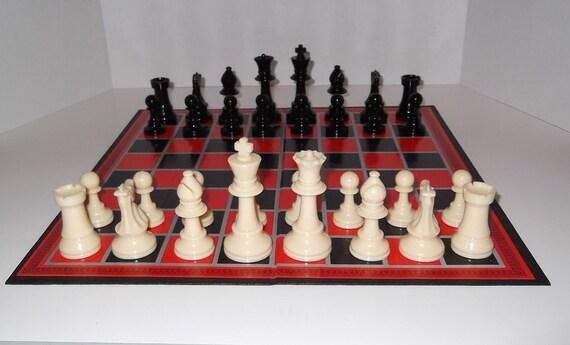 Staunton Champion Chess Set
