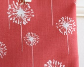Coral Home Decor Weight Fabric from Premier Prints - ONE HALF YARD