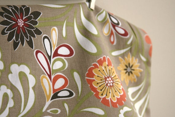 """Organic """"Flourish"""" by Daisy Janie from the Tilly Collection - ONE FAT QUARTER"""
