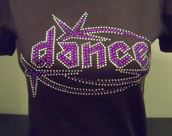 Dance with the Stars Bling Shirt