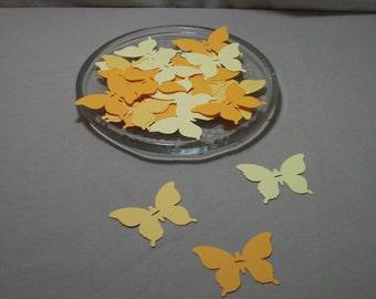 "2"" Monarch Butterfly Die Cuts/Embellishments"