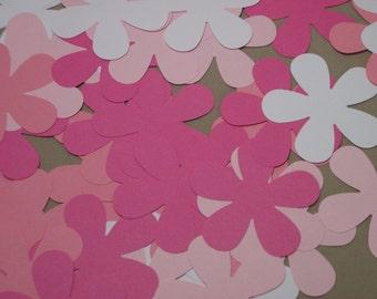 "2"" Retro Flower Die Cuts/Embellishments"