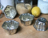 Vintage Molds made by Kaiser in West Germany