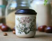 Vintage Spice Jar by Villeroy & Boch
