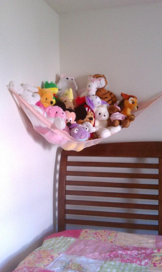 Items similar to Sewn Stuffed Animal Hammock on Etsy