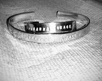 Personalized Baby Bracelet