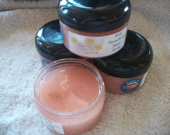 Wild Strawberry Sugar Scrub