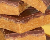 Bar - Peanut butter and chocolate dessert bars like you've never experienced before: Bunanza Barz