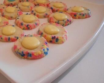 HBG'S Famous Thumbprint cookies! - approx. 40 per box