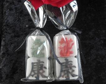 Dragon Chinese MahJong Soap