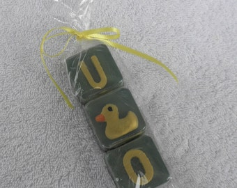 Ducks Soap Favors