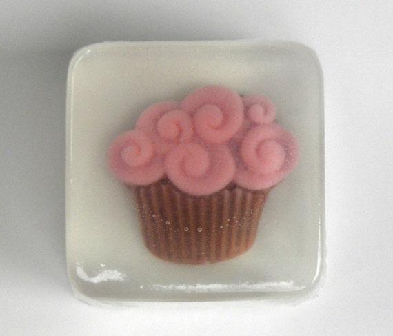 Cupcake Soap Favors