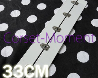 "33cm Long 2"" Wide Corset Steel Busks Affordable Corset Making Supplies"