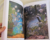 Color and Picture Knitting book with many illustrative photos. How to knit, read charts and knit colors and pictures.