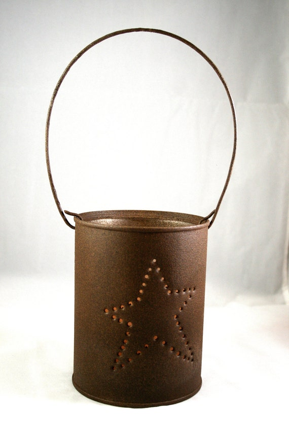 star metal rusty lantern spice color nutmeg garden night indoor outdoor weddings