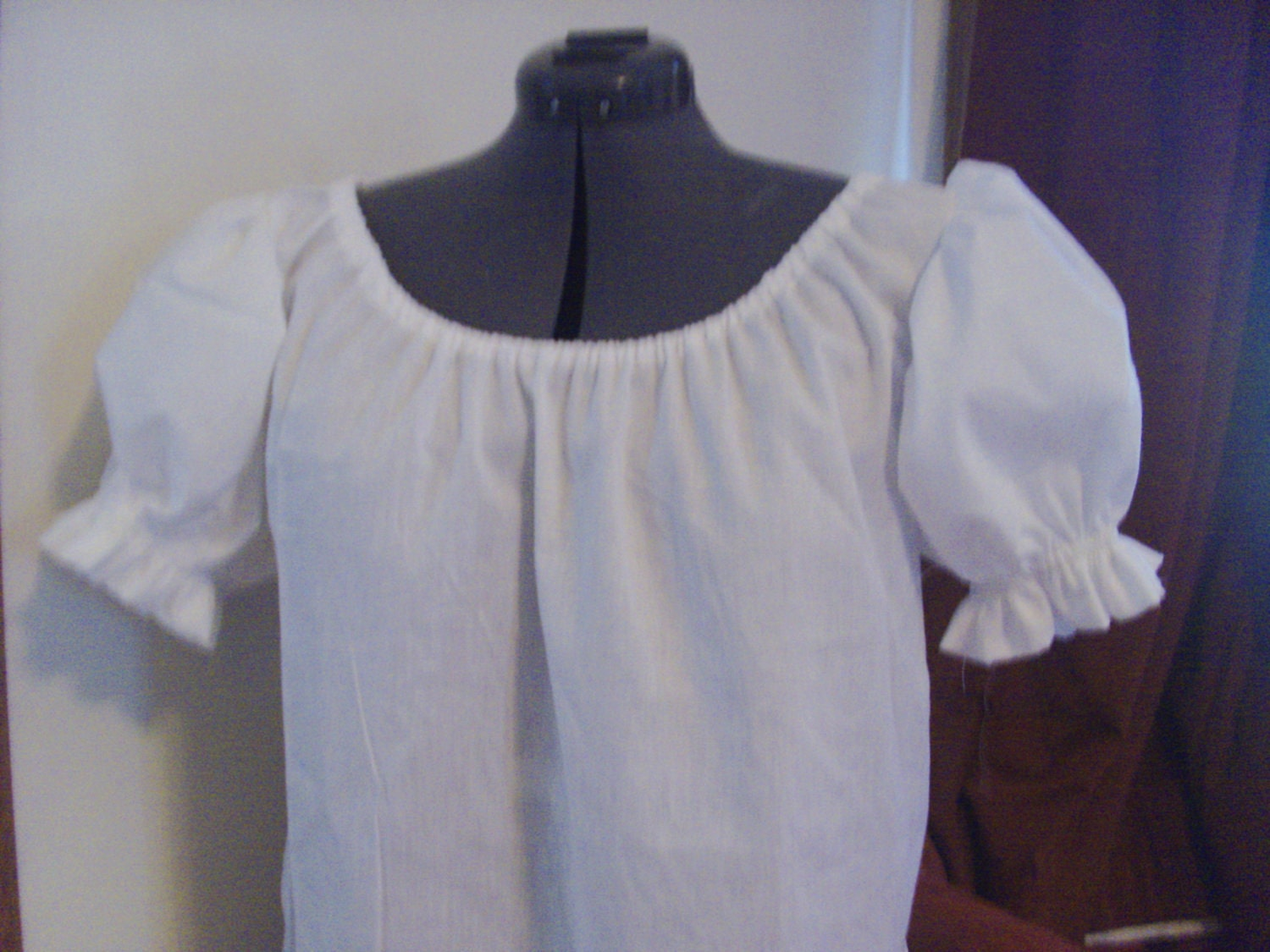White Blouse Diy 107