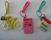 80s Charms for Necklace Or Bracelet