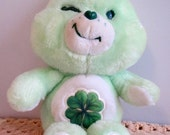 1983 Good Luck Care Bear by Kenner