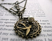 The Hunger Games Inspired Necklace
