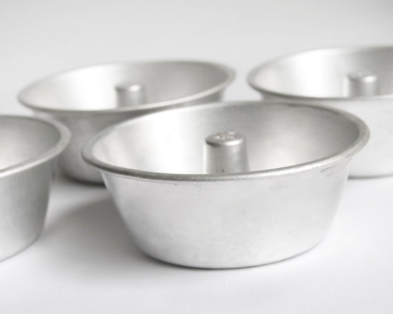 Mini Aluminum Bundt Pans Made In Italy Baking By