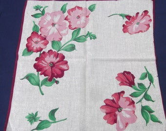 Vintage Ladies Handkerchief Set
