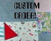 Custom Order for PAMELA D