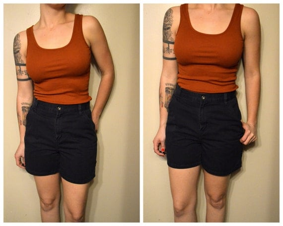Oh so Perfect Hipster High Waist Shorts