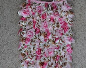 CLEARANCE Vintage Romper - Photography Prop - With or without straps