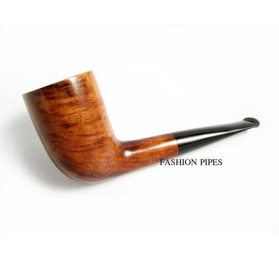 New Briar Pipe, Wooden pipe, Tobacco pipe Smoking Pipe/Pipes, WOODEN HANDCRAFTED Pipe, Designed for Pipe Smokers