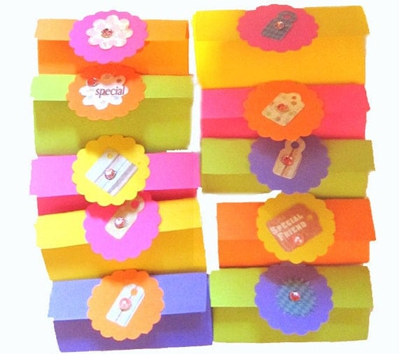 Mini Note Cards Set of 10, notes, CATCH THE RAINBOW - mini thank you note cards, All purpose note cards, appreciation cards