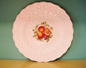 Spode Embossed Daisy Luncheon Plate