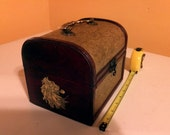 """Game of Thrones House Lannister Jewelry Box/Small Chest or Keepsake box  """"Made to Order"""""""