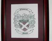 Coat of Arms reserved for Kathy