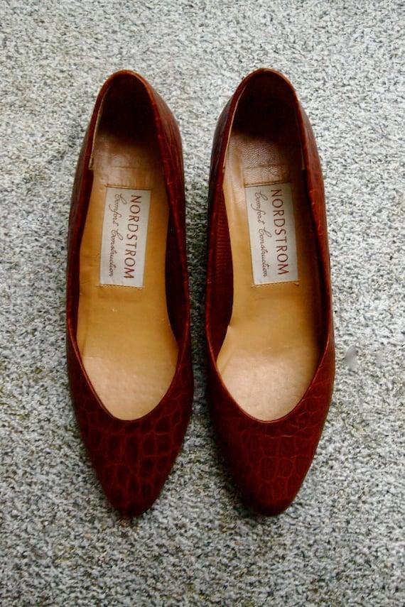 Vintage Nordstrom Leather Shoes