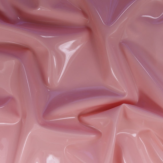 Latex, Baby Pink 0,5mm, sheet by the metre