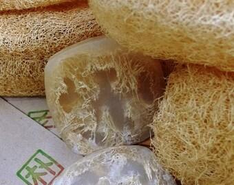 Raw Loofah Soap